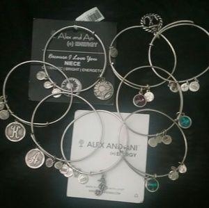 ALEX and ANI Jewelry - ALEX AND ANI BRACELETS LOVELY BIRTHSTONE&THEMES